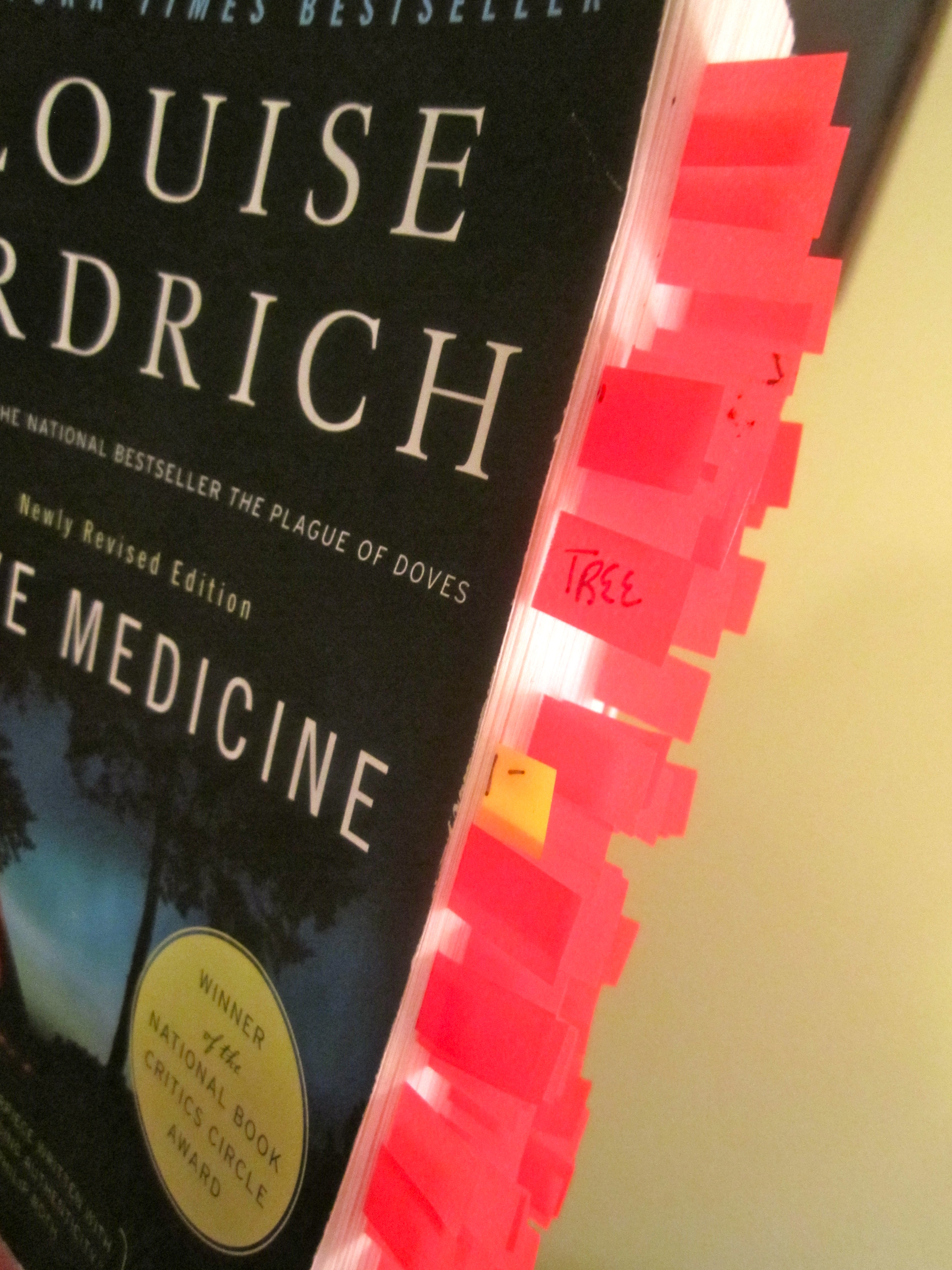 "love medicine essays Below you will find four outstanding thesis statements / paper topics for ""love medicine"" by louise erdrich that can be used as essay starters."
